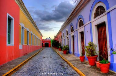 Calle del Color by alahay