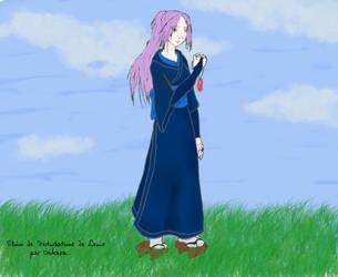Shion_originalcharacter_Naruto by orokasa