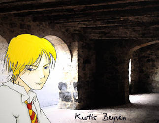 Kurtis Beyven for Kei.hotaru by orokasa