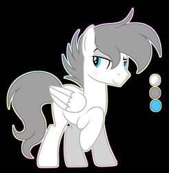 Niko (pony version)  by Nicox0712