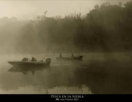 Pesca en la Niebla by ipawluk
