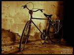 Nostalgic bike by ipawluk