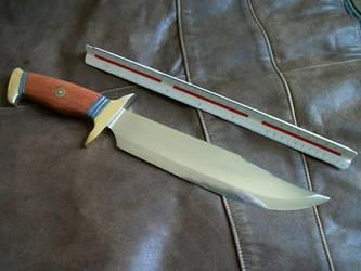Bowie Knife 2 by OSOFacasRS