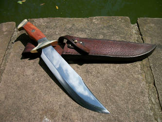 Bowie knife 4 by OSOFacasRS