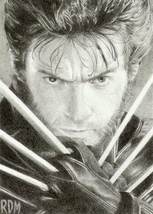 Wolverine by rajafdama