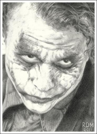 The Joker by rajafdama