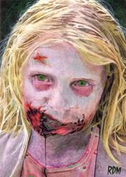 Little Girl Walker by rajafdama