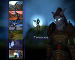 Tomarias: The Phenom by EspionageDB7
