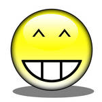 Smiley Glee by EspionageDB7