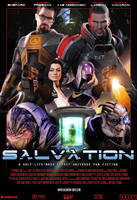 Salvation Movie Poster 2 by EspionageDB7