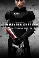 Commander Shepard: Spectre by EspionageDB7