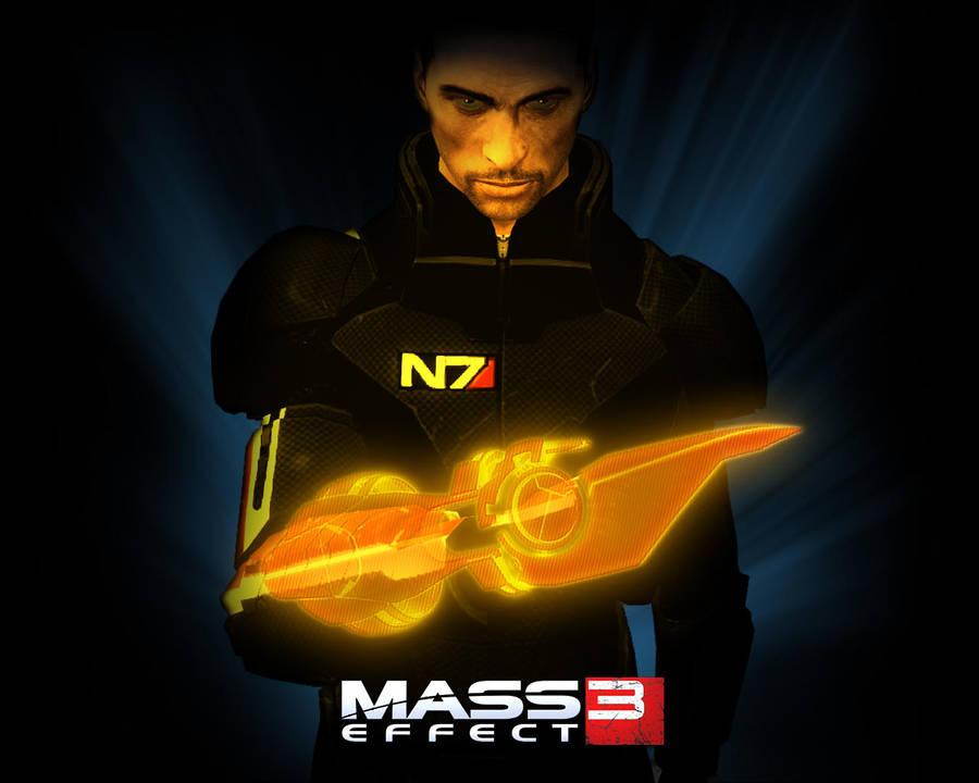 Mass Effect 3 Teaser Wallpaper by EspionageDB7