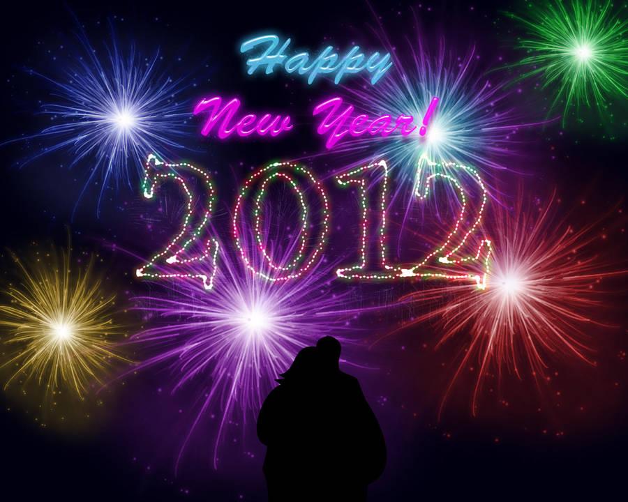 Happy New Year by EspionageDB7