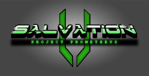 Salvation II Logo by EspionageDB7