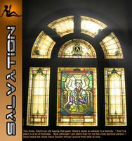 Salvation - Episode I: St. Gordon by EspionageDB7