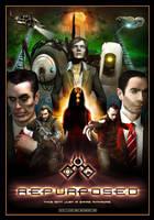 Repurposed Movie Poster by EspionageDB7