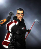 Shepard's Profile Picture by EspionageDB7