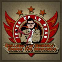 Jesse De La Rosa CTI logo by EspionageDB7