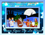 Mystery Inc. Saves Christmas by EspionageDB7