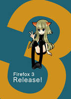 Firefox3 Release by ichi23