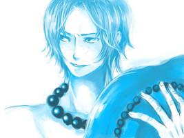 blue Ace by ichi23