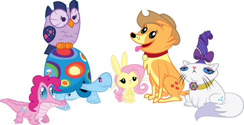 My Little Critters by Java--Jive