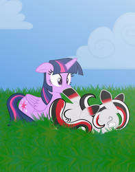 Bridle and  Twilight - BOOP by Java--Jive