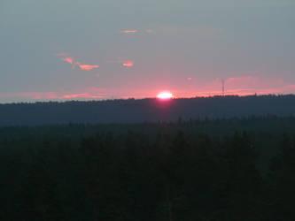 sunrise by Akatamy