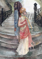 Gwindor And Finduilas: Let No Grief Lie Between Us by Mellaril