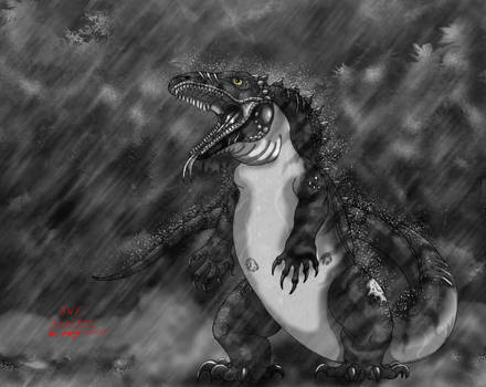 HWE Kasai Rex by RenDragonClaw