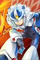 Rockman Xover by koya10305