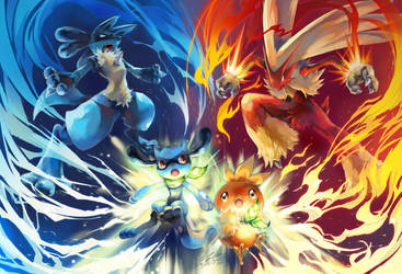 Pokemon Super Mystery Dungeon by koya10305