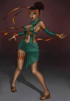 Sorceress by PhoenixFeatherDesign