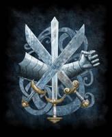Swords blazon cc by zorm