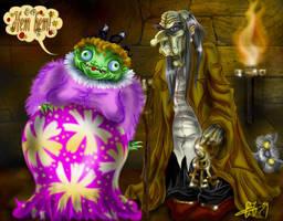 Hogwarts Freakshow by zorm