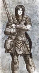 Stonemage sketch by zorm