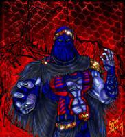Cobra Commander Colored by zorm