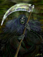 Grim Reaper by zorm