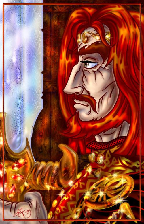 Godric by zorm