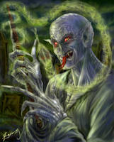 Voldemort by zorm
