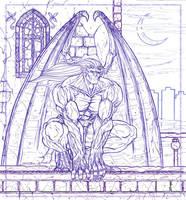 Goliath BW by zorm