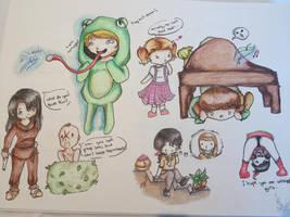 round 3 of randomness by lonelymori
