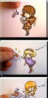 Paper Fun 1 by lonelymori