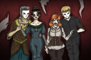 Puppets Masters and Mannequins v2 by lonelymori