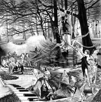 The Adoring Beast (Ghost Love Score, pt. 3) by AmaranthMB