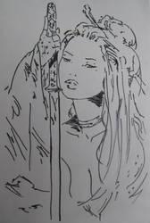 Fatal woman by Kenzo382