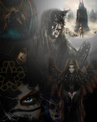 Black Veil Brides Collage by writeacrossme
