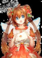 [Render #19] Mei (Pokemon) by stella-reina