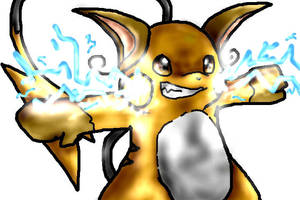 Raichu?...o.o by AdvanceX