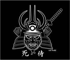 Death by Samurai by VashKranfeld